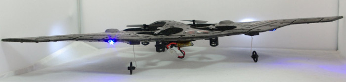 Xinxun X32 Aircraft Air Force Quadcopter