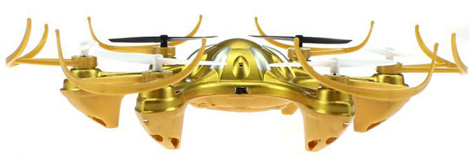 Xinxun X52 6 Rotor Copter Explorer UFO Sky Devil