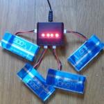 Batterie 3,7V 600mAh