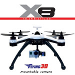 Flying 3D X8 GPS