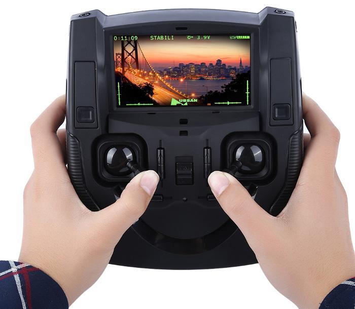 Hubsan FPV X4 Plus H107D+