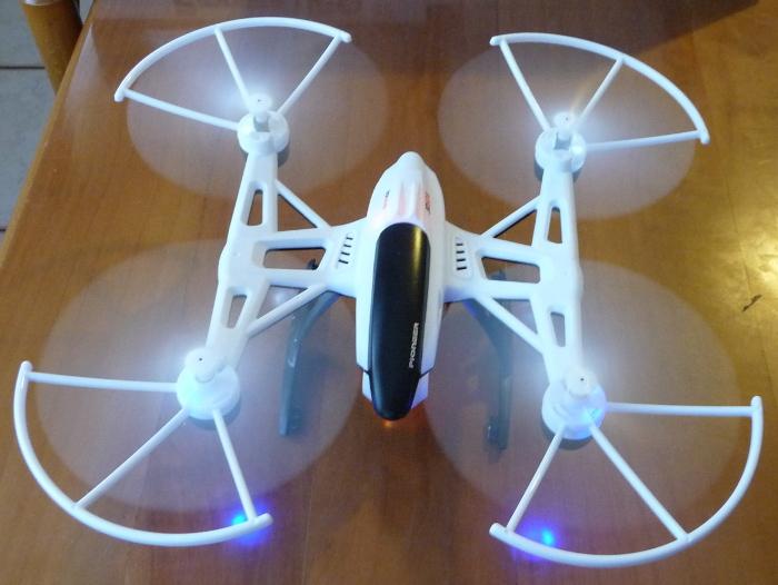 JXD 509V