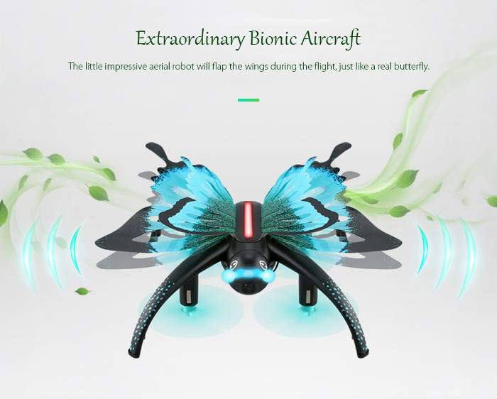 JJRC H42WH Butterfly Mini