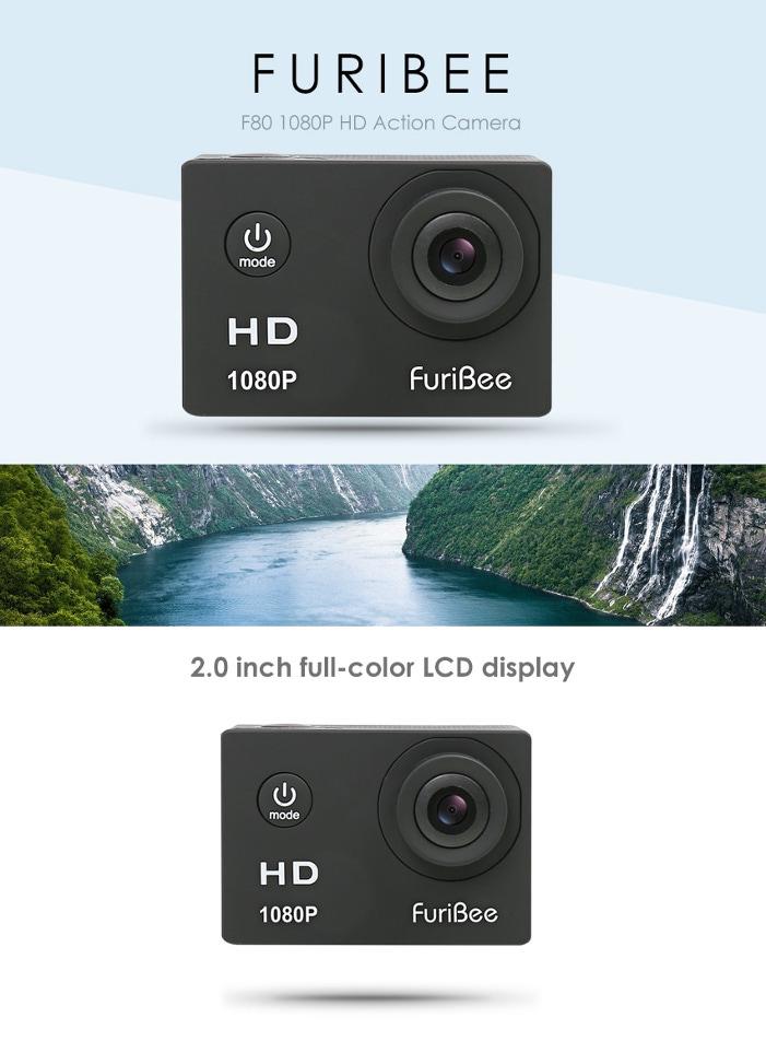 Furibee F80 1080P