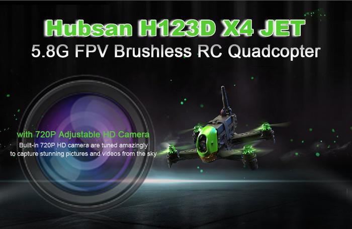 Hubsan H123D X4